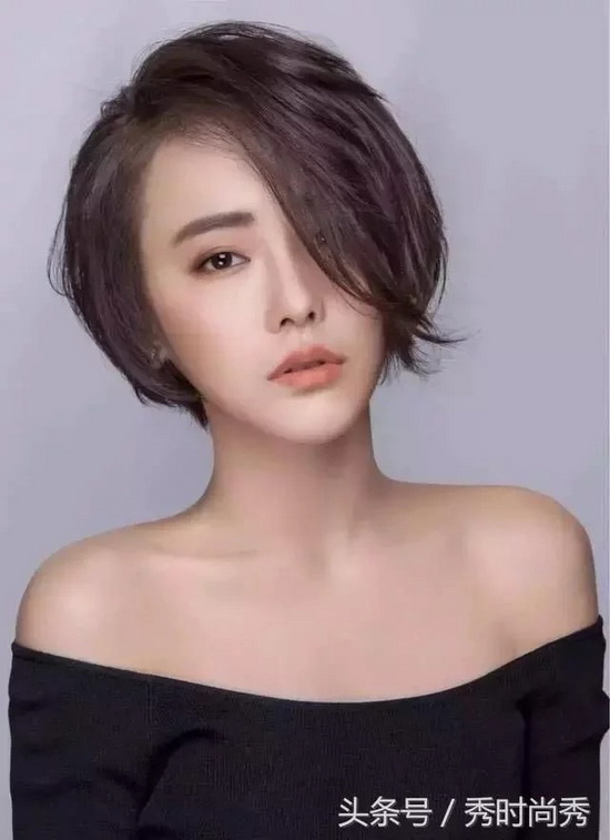 Autumn is here, cut these hairstyles to make you beautiful!