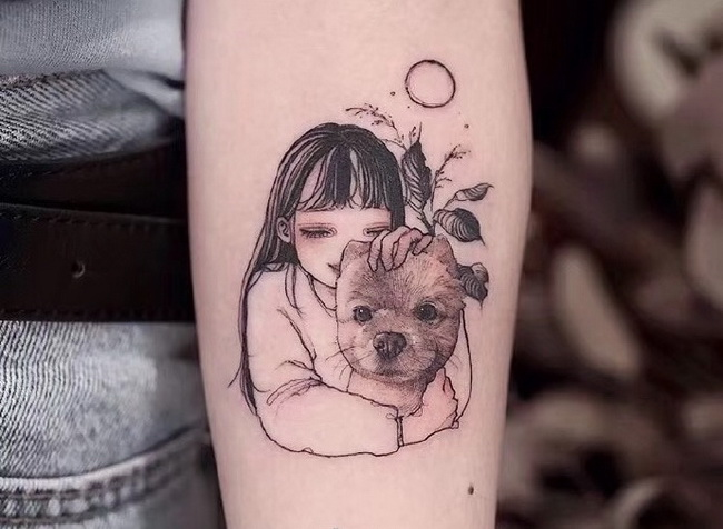 9 healing tattoo designs for cute girls