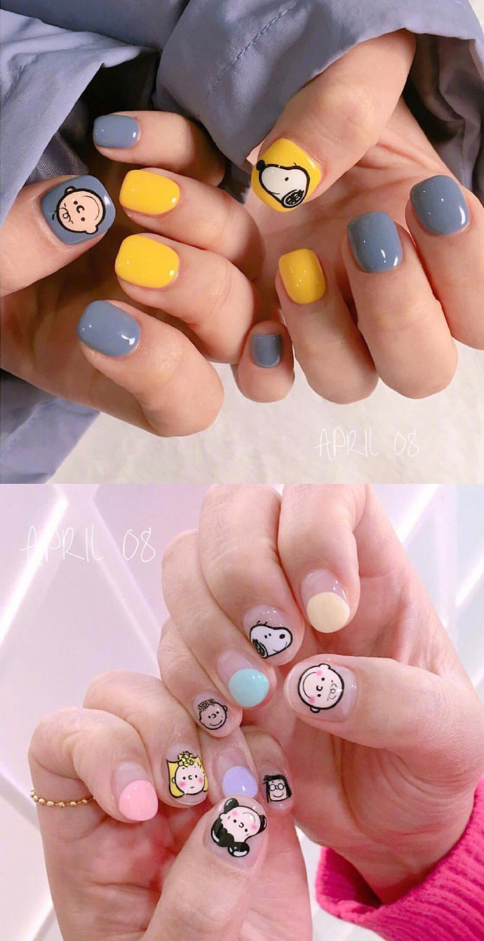 18 super cute spring nail art collections