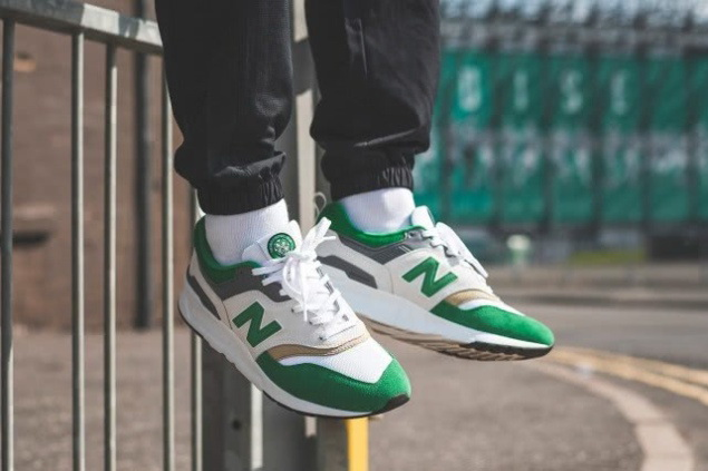 New Balance x Celtic全新997H鞋款曝光